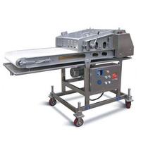 切鸡胸肉的机器